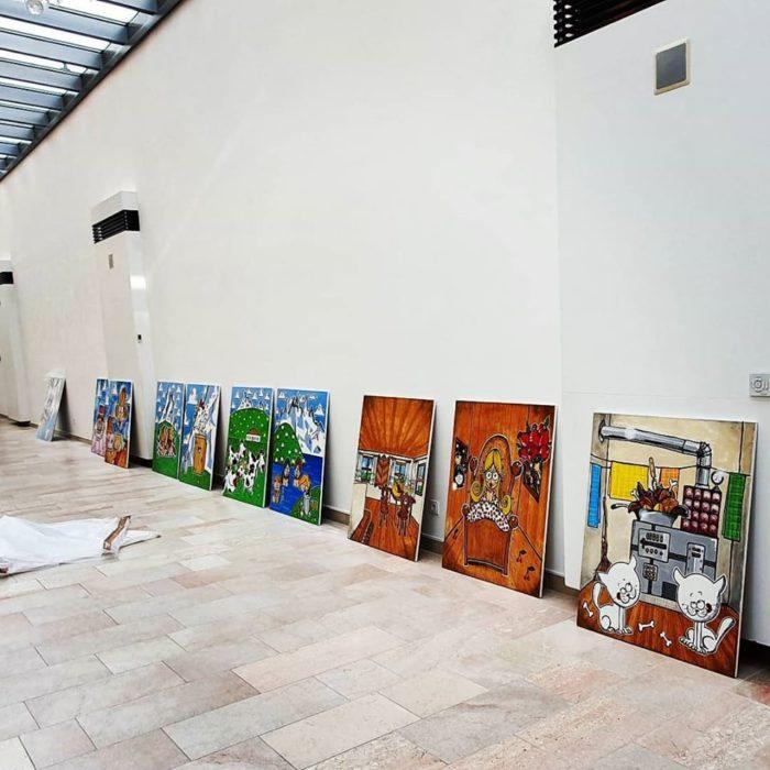 Atelier Thomas Selinger in Salzburg