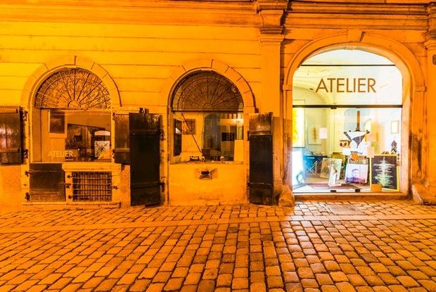 Baksa Atelier Galerie Studio in Wien