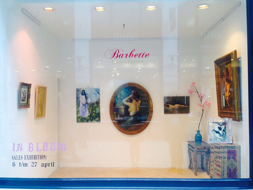 Barbette in Rijswijk