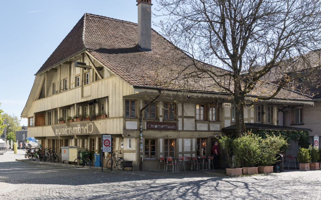 Chrämerhuus Galerie in Langenthal