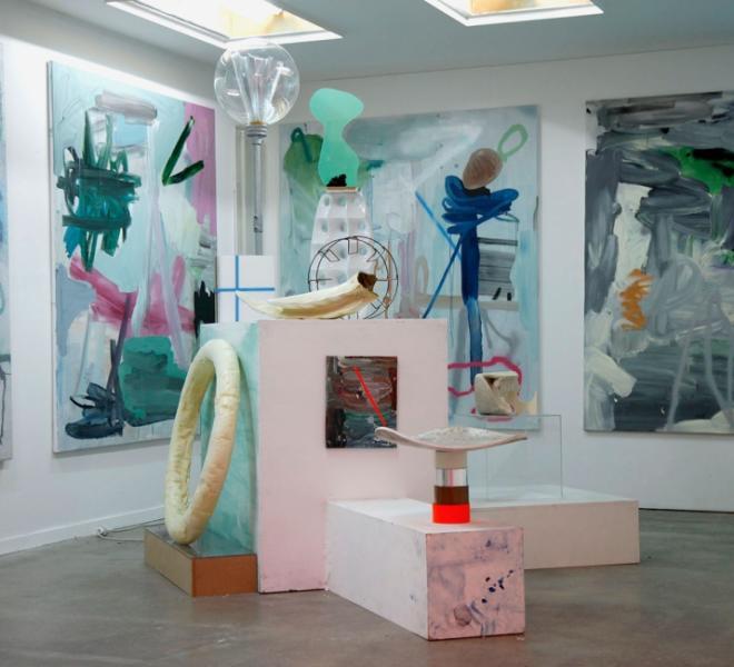 Contempo Galerie in Rotterdam