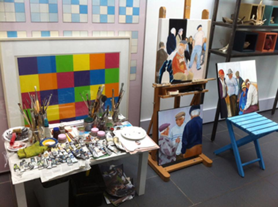 Cora's Atelier in Leiden