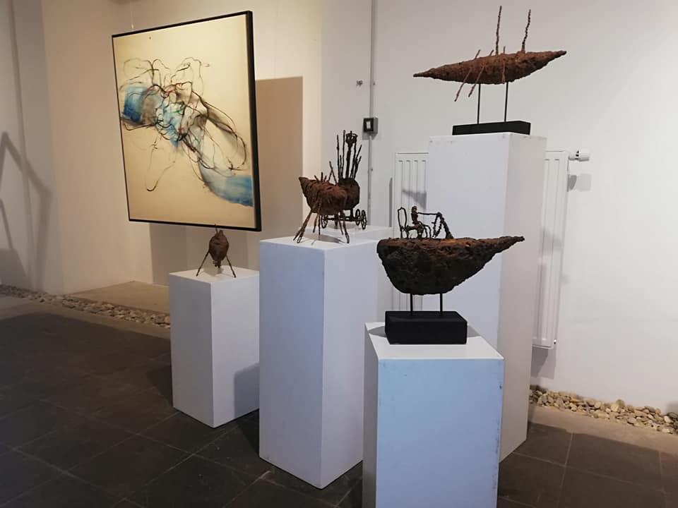 Dommenig-Galerie in der Ankerbrot in Wien