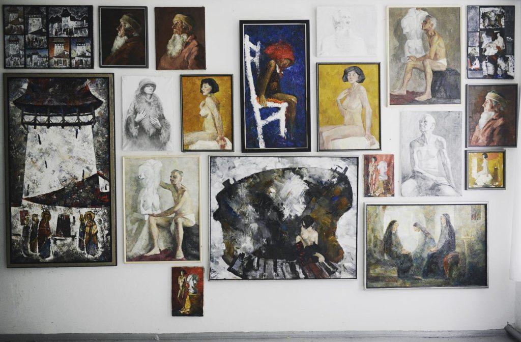 Fine Art Room in Schiedam