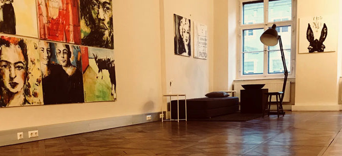 GALERIE & ATELIER KUNSTWERKSTATT in Graz