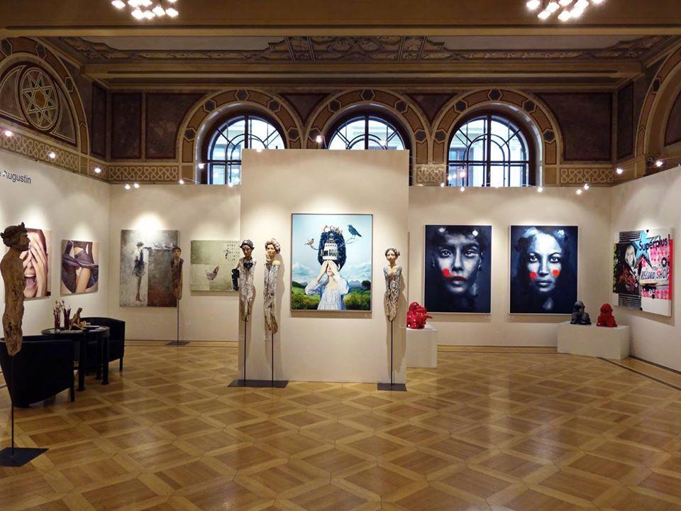 Galerie Augustin in Wien