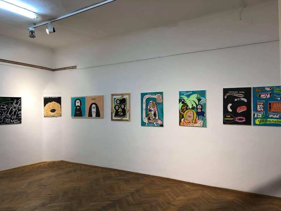 Galerie Centrum in Graz