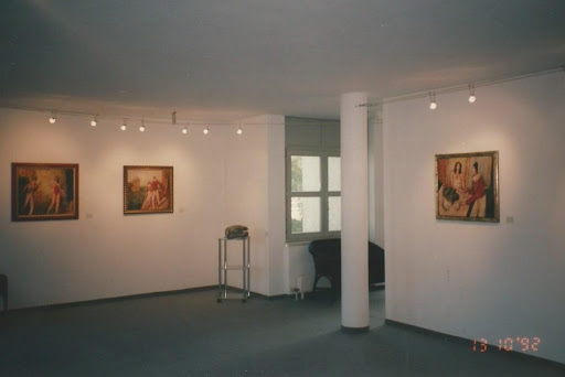 Galerie DIDIER MORTEVEILLE in Wien