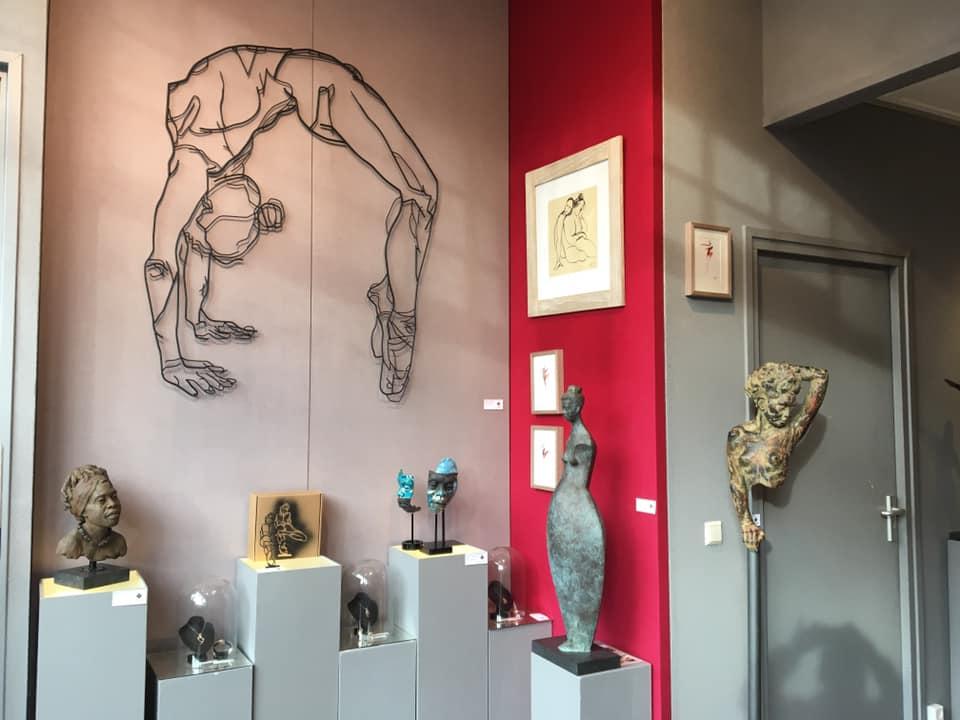 Galerie De Hollandsche Maagd in Gouda