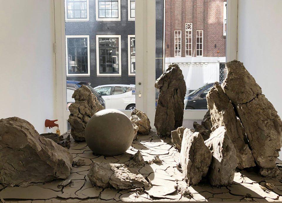 De Witte Voet in Amsterdam