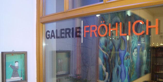 Galerie Fröhlich in Linz