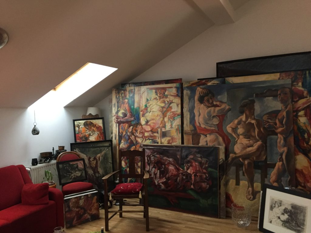 Galerie Fritz Martinz in Wien