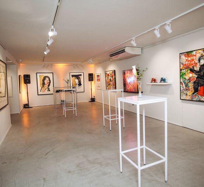 Galerie Gerald Hartinger in Wien
