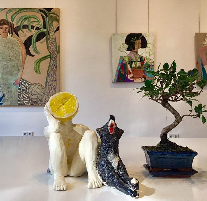 Galerie Gerersdorfer in Wien