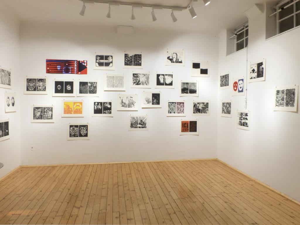 Galerie Hochdruck Galerie für Druckgrafik in Wien