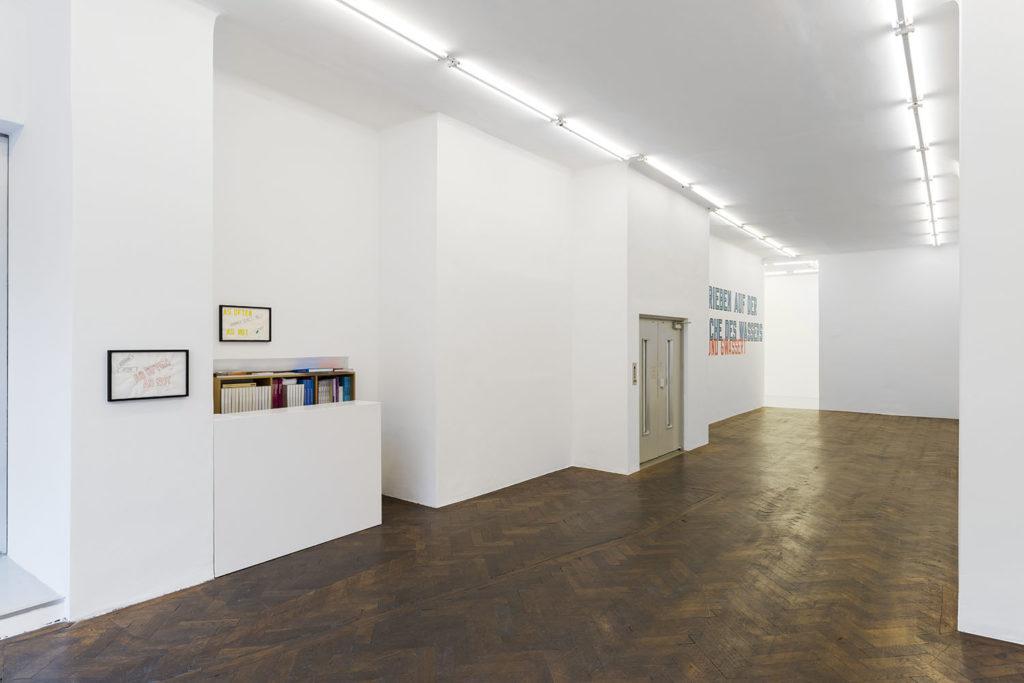 Galerie Hubert Winter in Wien