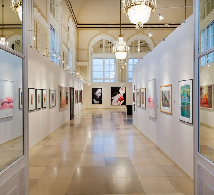 Galerie Kaiblinger – Kunst.Begegnung in Wien