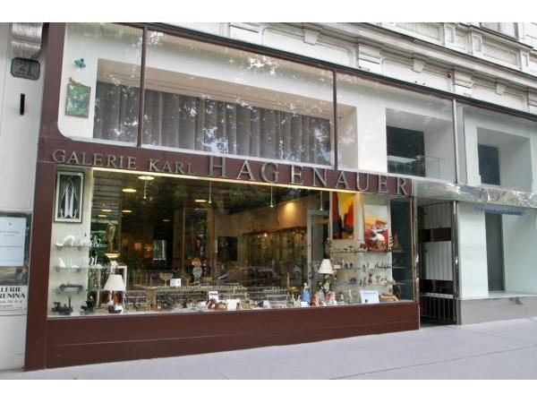 Galerie Karl Hagenauer in Wien