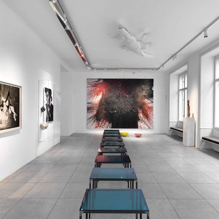 Galerie Konzett in Wien