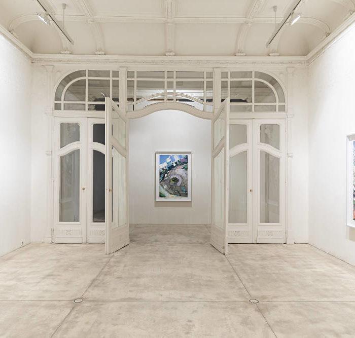 Galerie Krinzinger in Wien