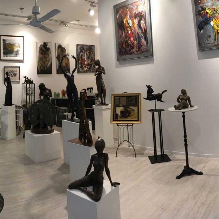 Galerie Kunsthandel Tillian in Innsbruck