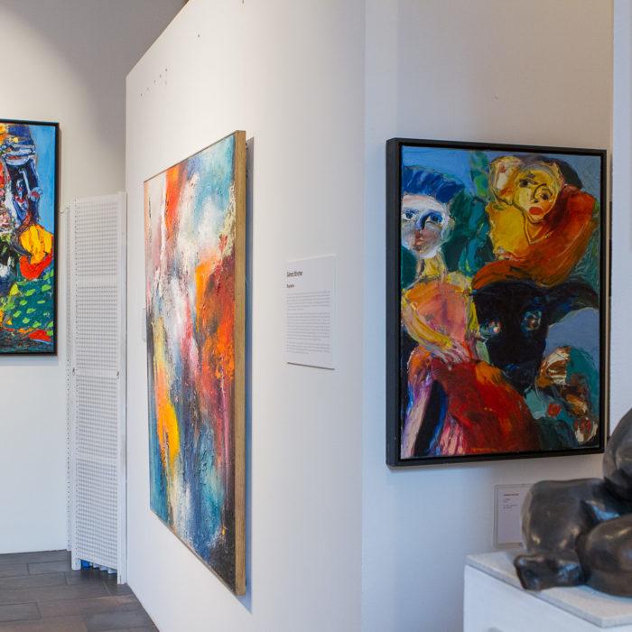 Galerie Lindengrün in Wien