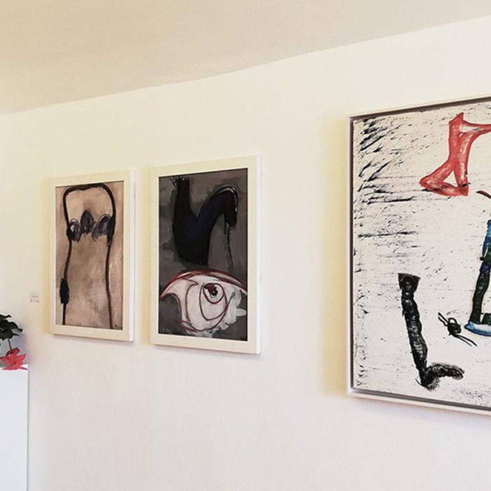 Galerie Mathias Mayr in Innsbruck