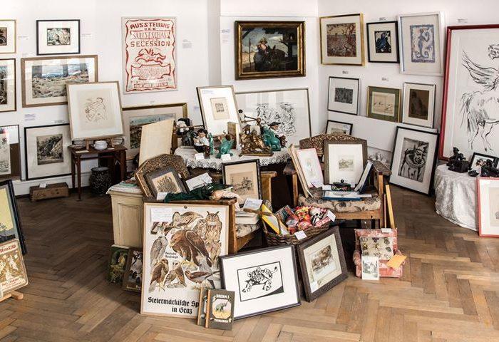 Galerie Michaela Hitzenberger in Wien