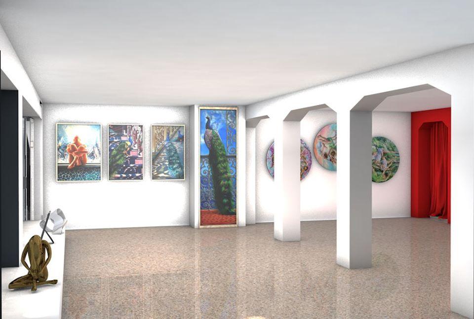 Galerie Onil in Bremen