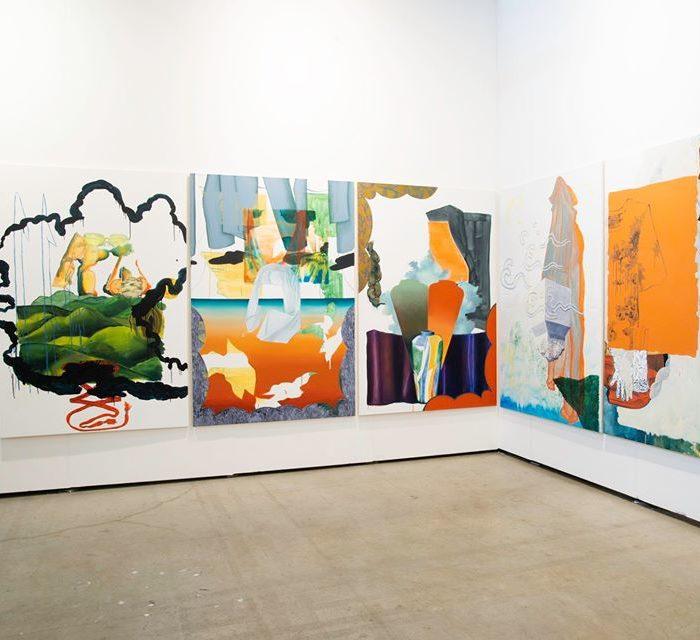 Galerie Raum mit Licht in Wien