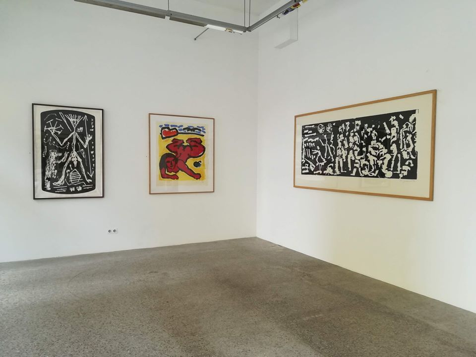 Galerie Rhomberg in Innsbruck