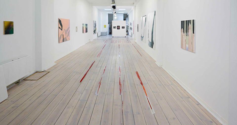 Galerie Roger Katwijk in Amsterdam