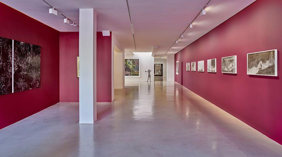 Galerie Ron Mandos in Amsterdam