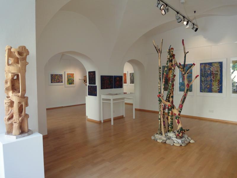 Galerie de la Tour in Klagenfurt