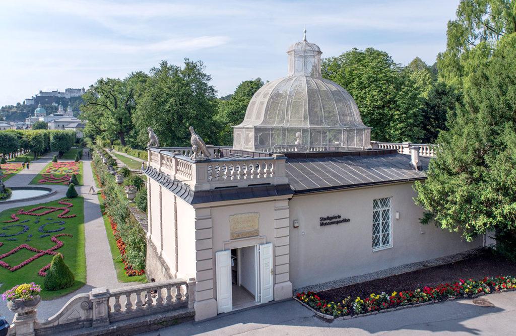 Galerie der Stadt Salzburg/Museumspavillon in Salzburg
