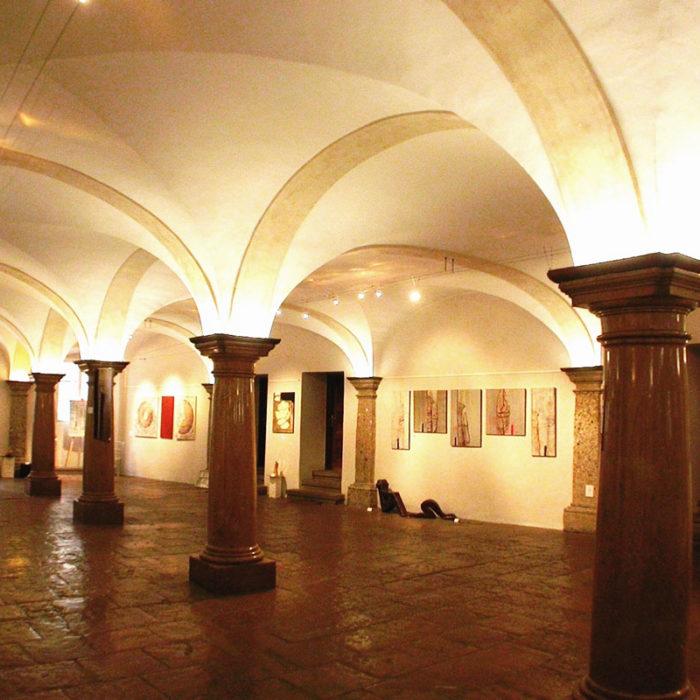 Galerie der Stadt Salzburg/Säulenhalle Rathaus in Salzburg
