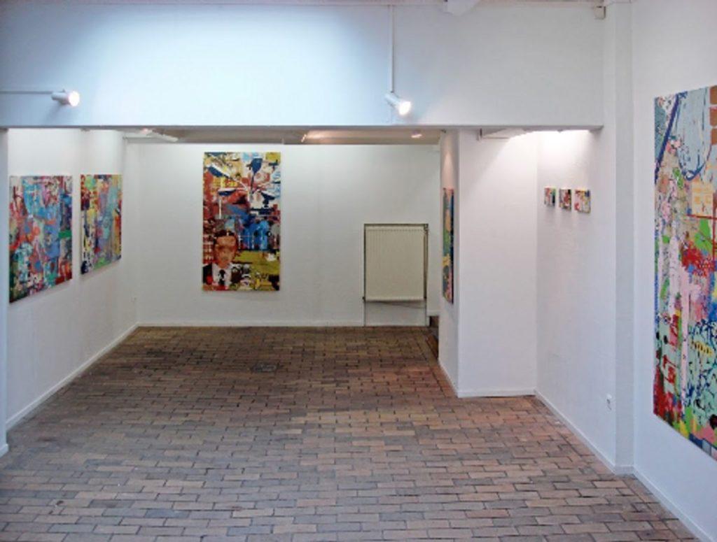 Galerie des Westens in Bremen