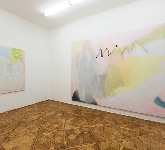 Galerie nächst St. Stephan Rosemarie Schwarzwälder in Wien