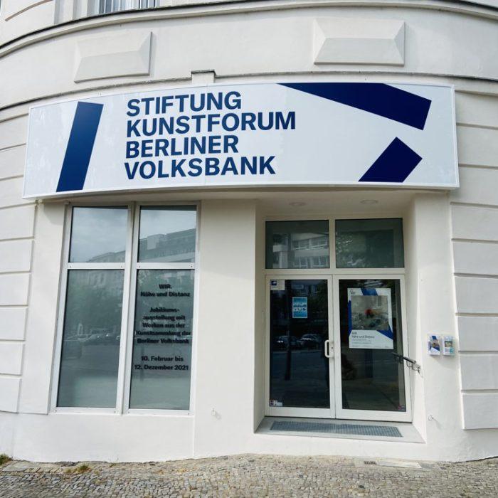 Stiftung Kunstforum Berliner Volksbank