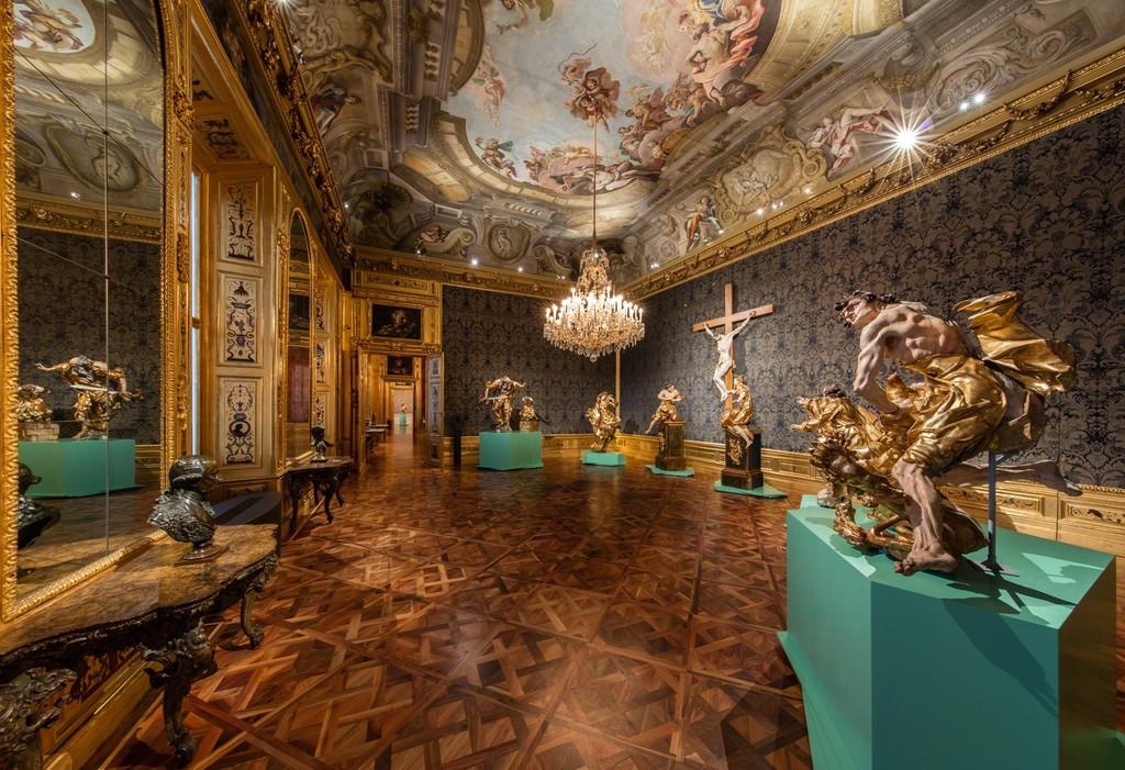Belvedere Museum in Wien
