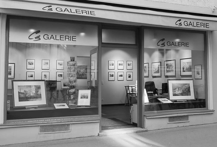 CS Galerie in Salzburg