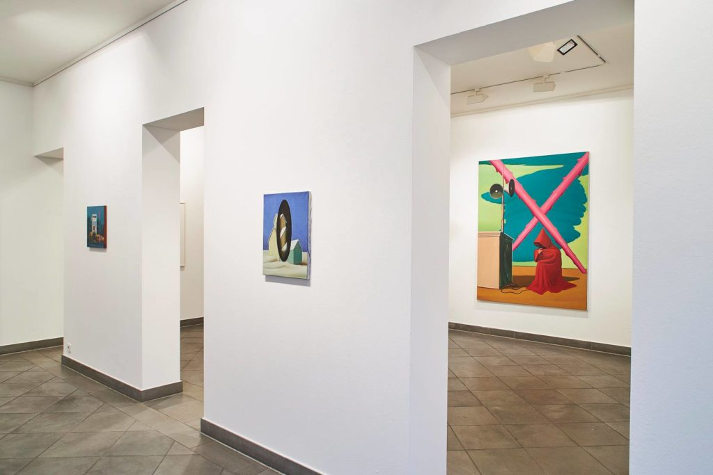 Galerie 22 in Feldkirch