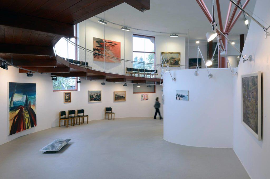 Galerie Artemons Contemporary in Hellmonsödt