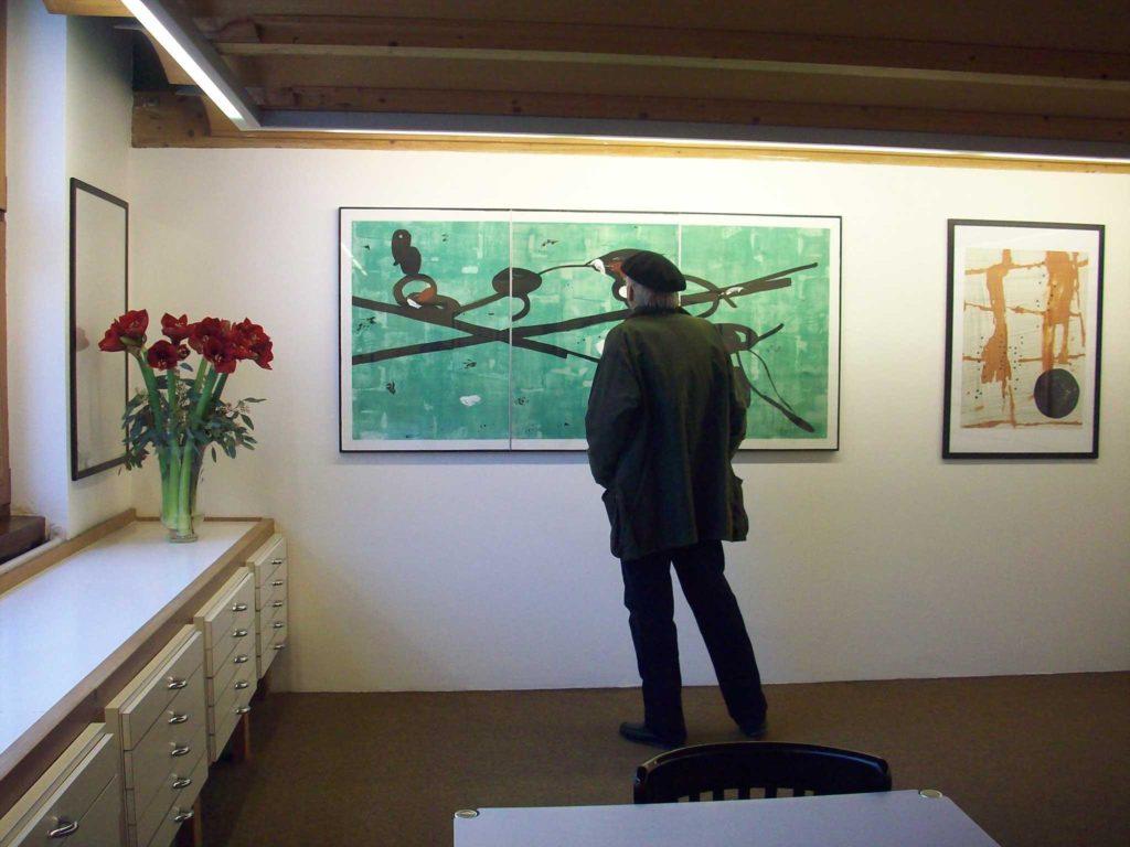 Galerie Edition Thomas Flora in Innsbruck