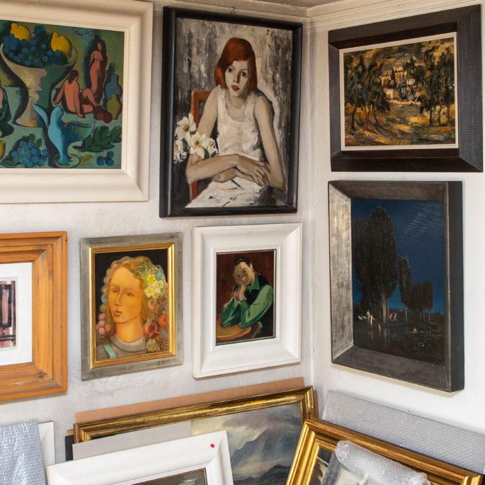 Galerie HEINZE in Salzburg