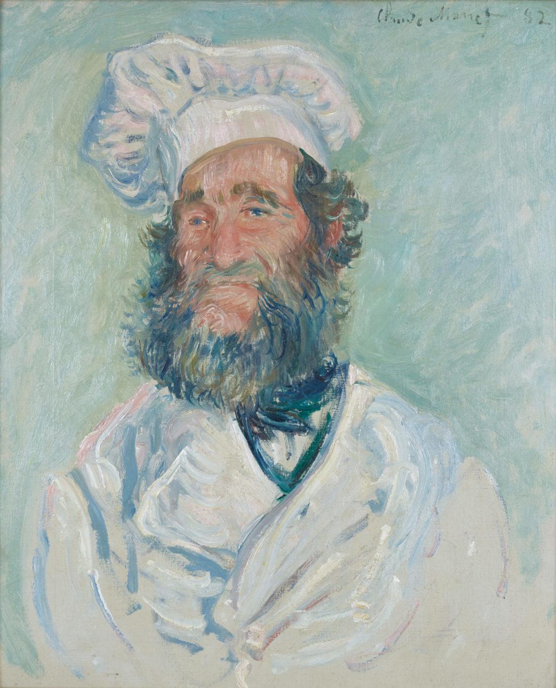 Der Koch, Claude Monet
